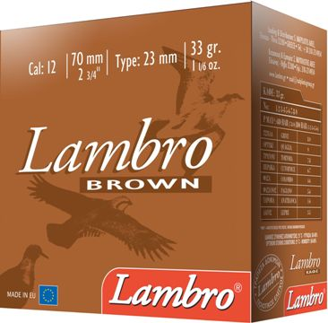 Lambro Brown (καφέ) 33gr