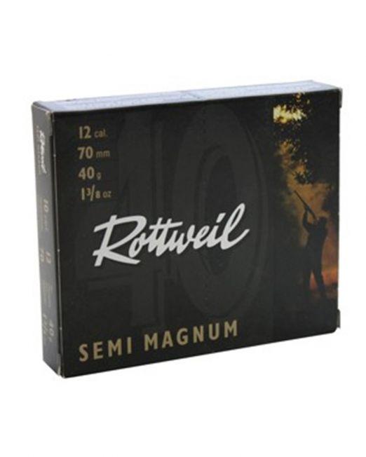 Rottweil semi magnum 40gr