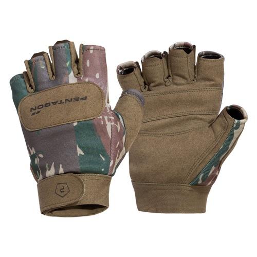 gantia pentagon mechanic glove -sh- 1/2 camo p20010