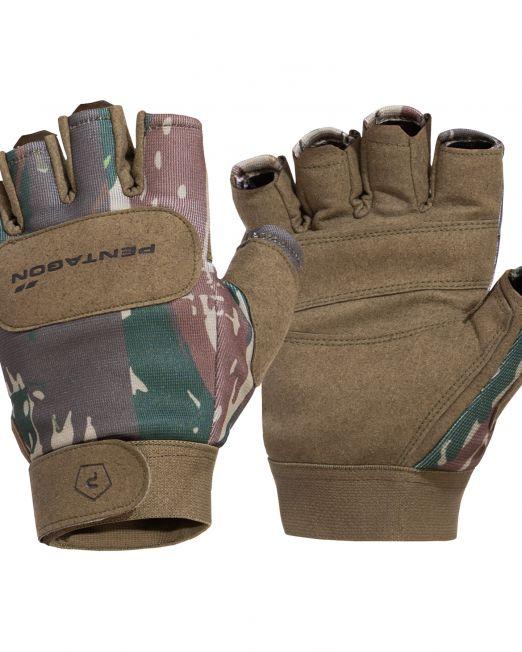 gantia pentagon mechanic glove -sh- 12 camo p20010