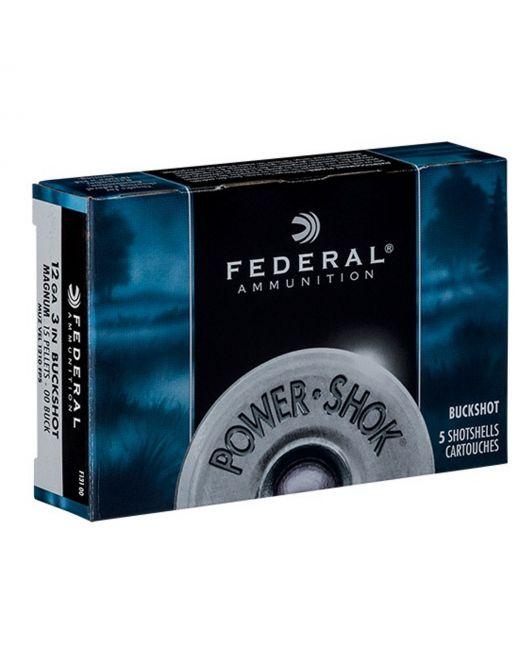 dramia federal f131 power shok magnum