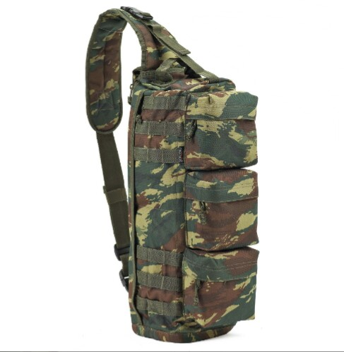 tsanta pentagon molle sling pack k16043 parallaghs
