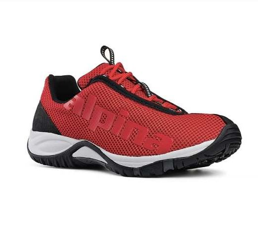 alpina shoes ewl tt red 624c-1k