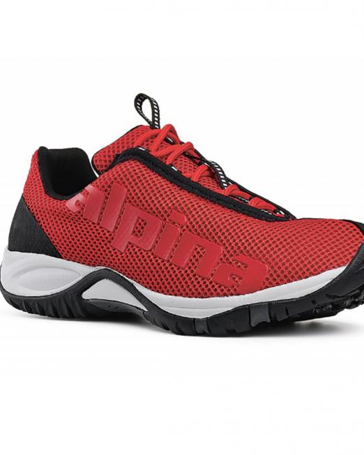 alpina shoes ewl tt red 624c-1k