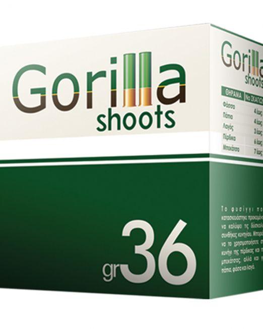 fusiggia gorilla shoots 36gr