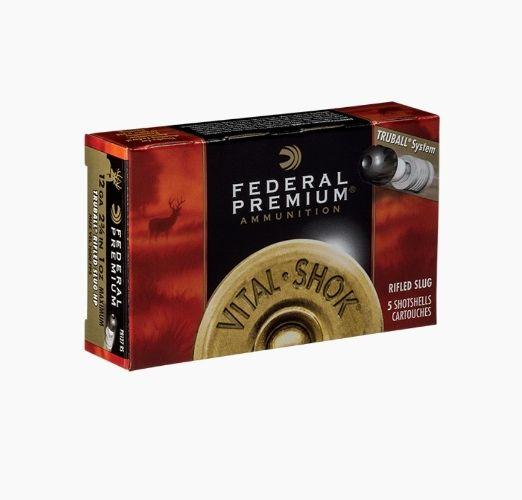 "monobolo federal pb127rs truball vital shok 2 3/4"""