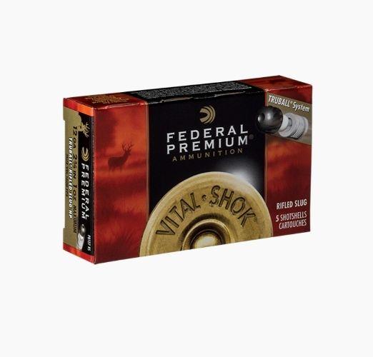 "monobolo federal pb131rs trubal vital shok 3"""