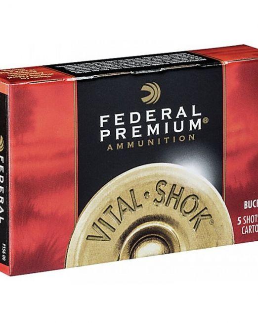 "federal p156-semi-magnum-vital-shok-c12 2 3/4"""