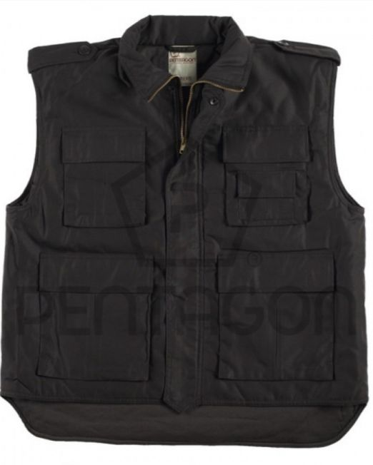 gileko pentagon vest truckers k0401