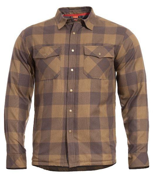 jacket pentagon bliss flannel k08039-26c