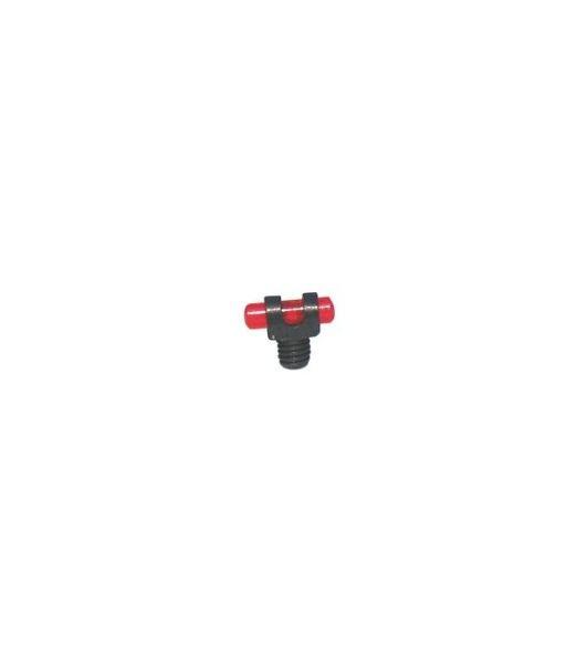 stoxastro fosforize kokkino benelli 2.6mm code:1003100