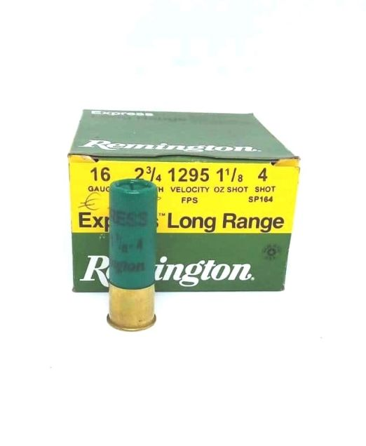 remington express long range 16cal 32gr sp16