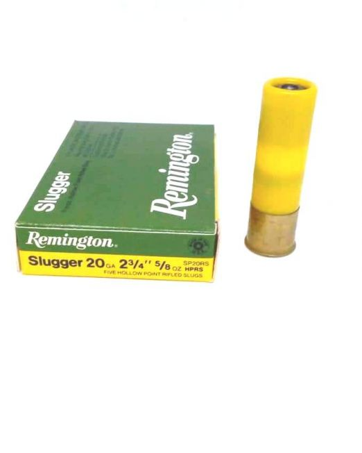 monobolo remington slugger 20 cal 18gr sp20rs