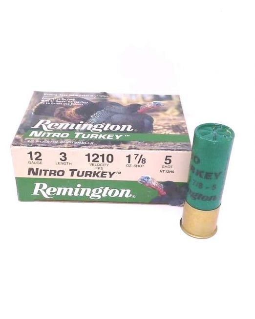 "remington nitro turkey 53gr 3"" magnum"