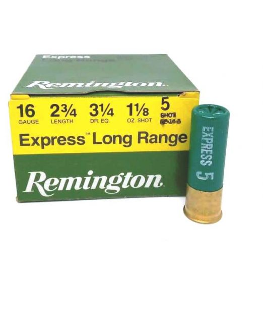 remington express long range cal16 32gr sp16