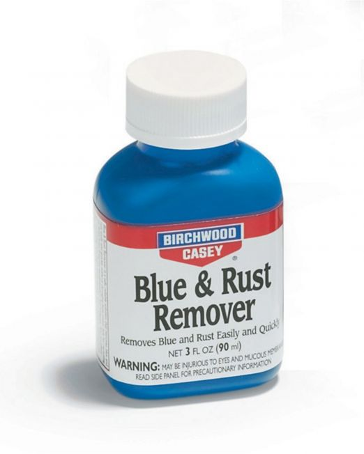 BIRCHWOOD-CASEY BLUE & RUST REMOVER 16125