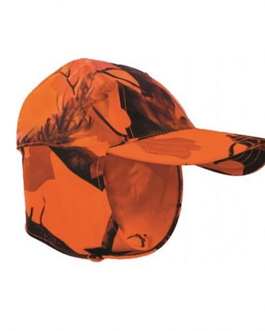 Kapelo aetos k20 adiabroxo orange camo