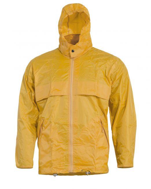 adiavroxo pentagon niagra rainjacket k07005-12 yellow
