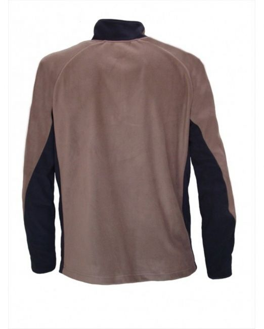 mployza fleece benisport 406 brown and black (2)