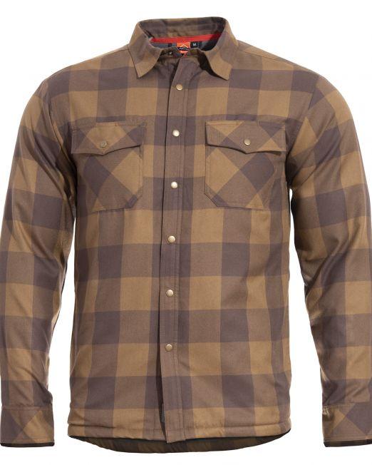 pentagon bliss flannel fleece jacket k08039-26c