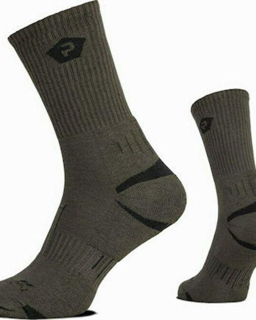 kaltses pentagon iris coolmax mid socks el14011 olive