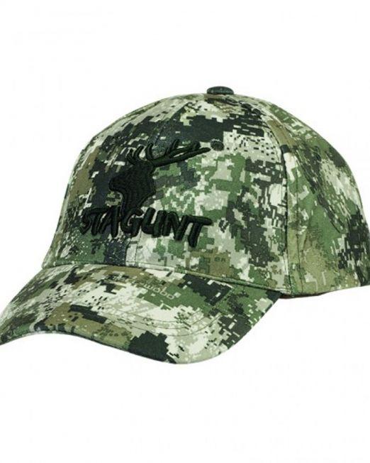 kapelo stagunt camoo cap green pixel