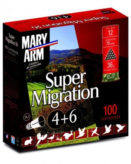 mary arm fysiggia super migration 36gr 4+6 25tem